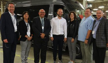 Photo of Hymer Group North America Welcomes The Hymer Family