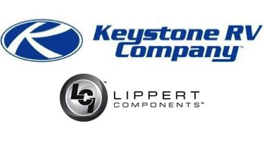 Photo of Lippert Auto-Levelers Will Be on Keystone Trailers