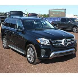 Mercedes-Benz SUV model given away by Thor Industries