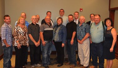 Photo of Blue Ox Honors Employees at Annual Service Awards