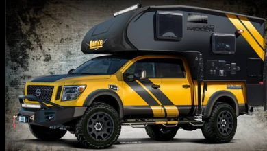 Photo of Supplier to Debut Custom Nissan, Lance Camper at SEMA