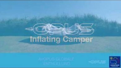 Photo of OPUS Camper Debuts Air Tent Tech