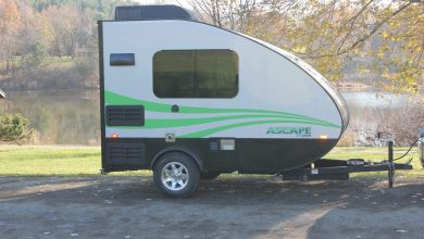 Photo of Aliner to Debut New Lightweight 'Ascape' at RVIA Show
