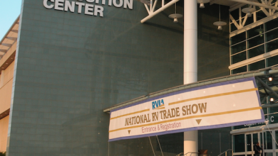 Photo of Stage Set for Debut of New-Look National RV Show