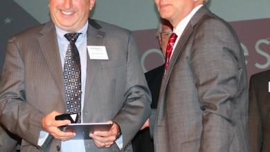 Photo of Friesen New RVDA Chair; Hirsch Wins Summers Award