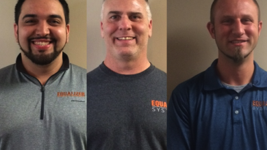 Photo of Equalizer Systems Promotes Sales Trio