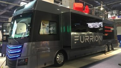 Photo of Furrion Rolls Out Motorhome, Helicopter Display at CES