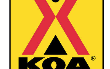 Photo of KOA Listed as a 'Top Franchise Brand'