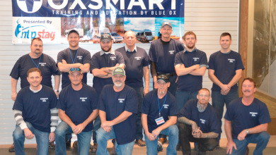 Photo of Blue Ox, NTP-STAG Hit the Road with OXSMART Training