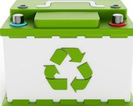 Photo of California Lead Acid Battery Fee Recycling Act Effective in April