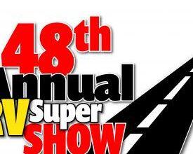 Photo of 48th Annual RV Super Show Next Week