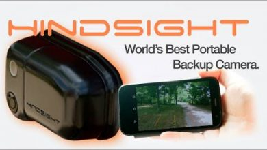 Photo of Hindsight Rearview Camera Launches on Kickstarter