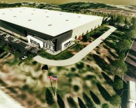 Photo of Logistics Center to Streamline Chassis Production