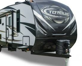 Photo of Travel Trailer Toy Haulers on a Tear