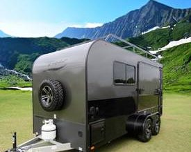 Photo of inTech RV Launches New Lightweight Campers