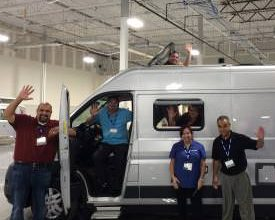 Photo of Erwin Hymer Group Hosts Sales & Service Training