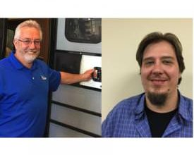 Photo of NTP-Stag Canada Promotes Two Employees
