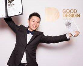 Photo of Air OPUS Wins Good Design Award