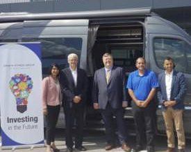 Photo of Erwin Hymer Group Introduces an Autonomous RV to Gov. Officials