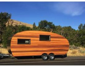 Photo of Homegrown Trailers Releases Its Timberline Model