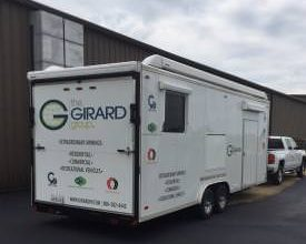 Photo of Girard Group Brings New Show Trailer to Open House