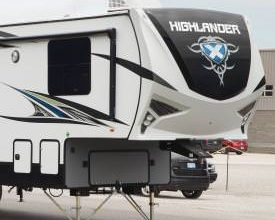 Photo of Highlander Toy Hauler to Debut at Hershey RV Show
