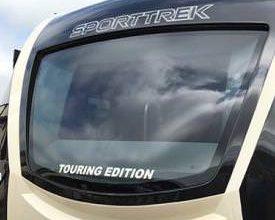 Photo of K-Z Spree, SportTrek Touring Get New Windshields