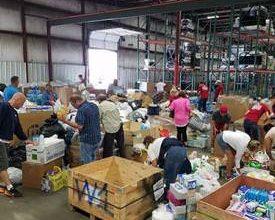 Photo of Lippert Sends Hurricane Relief Supplies