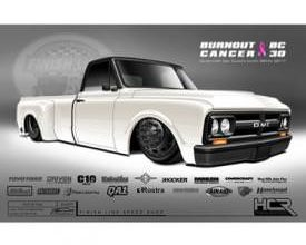 Photo of Covercraft Fights Cancer at SEMA Show