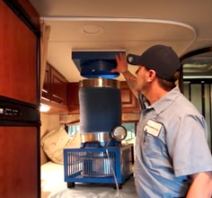 Photo of Product Helps Techs Find RV Leaks
