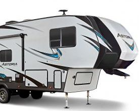 Photo of Gallery: Fresh Fifth Wheel Trailers for 2018