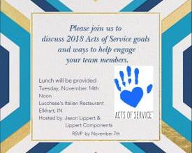 Photo of Community: LCI Invites All to Join the Acts of Services Organization