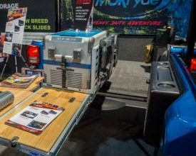 Photo of MORryde Trail Kitchen Named a Top 10 at SEMA Show