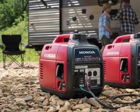 Photo of Honda to Release New Generator This Spring