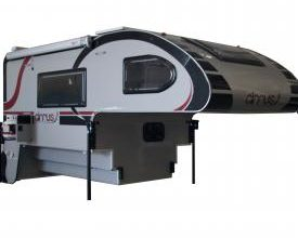 Photo of nuCamp RV's Cirrus 920 Wins 'Truck Camper of the Year'