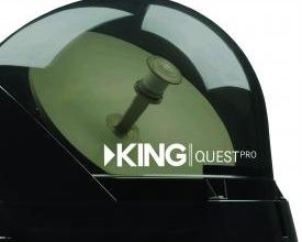Photo of KING Introduces Clear-Cover Satellite Antennas