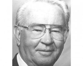 Photo of Glenn L. Banks of Banks Lumber Co. Dies at 91