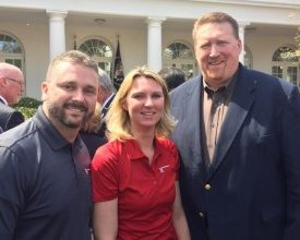 Photo of Winnebago Attends White House Event