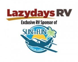 Photo of Lazydays Sponsors Sun 'N Fun Fly-In and Expo
