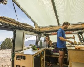 Photo of Gallery: Unconventional RVs