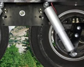 Photo of Comfort Ride Suspension System Available