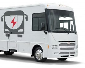 Photo of Winnebago Launches All-Electric Class A RV Platform