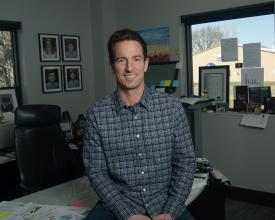 Photo of Jason Lippert Gets Entrepreneur of the Year Nom