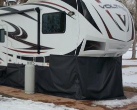 Photo of Xtend Outdoors Launches Custom RV Skirting