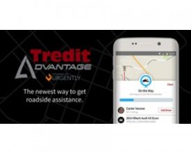 Photo of Urgent.ly Roadside Assistance Partners with Tredit