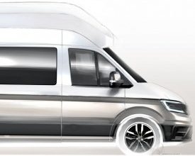 Photo of New VW California XXL Camper Debuting in August