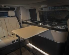 Photo of New Sprinter Gets Ex-Factory Camper Features