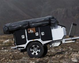 Photo of Open House Preview: Crux Expedition Trailers