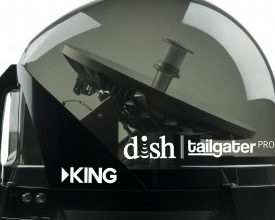 Photo of KING Introduces Two New DISH Antennas