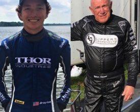 Photo of Thor to Sponsor Elkhart Riverwalk Grand Prix